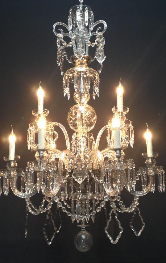 Grote Murano lamp